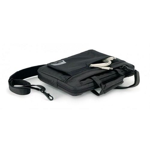 TUCANO WorkOut for MacBook 13 inch [WO-MB133-M] - Black - Notebook Shoulder / Sling Bag